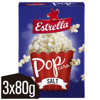 Estrella Popcorn Salt 3pack 24