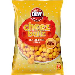 OLW Cheez Ballz 160 g