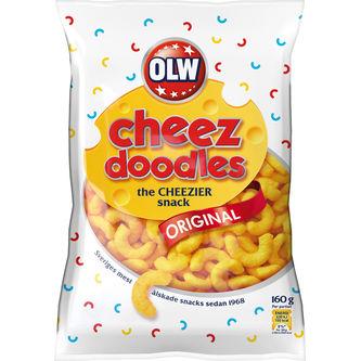 OLW Cheez Doodles 160 g