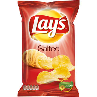 Lay's Salted Chips 175 g