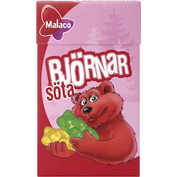 Cloetta Björnar söta 32 g