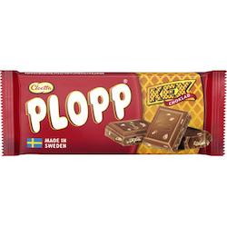 Cloetta Plopp Kexchoklad 75 g