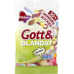 Malaco Gott & Blandat Sur Mind