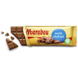 Marabou Mjölkchoklad 100 g