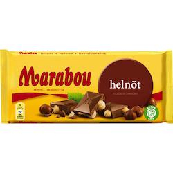 Marabou Helnöt 200 g