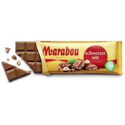 Marabou Schweizernöt 100 g