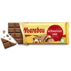 Marabou Schweizernöt 200 g