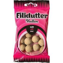 Filidutter Hallon 65 g