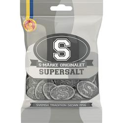 S-Märke Supersalt 80 g