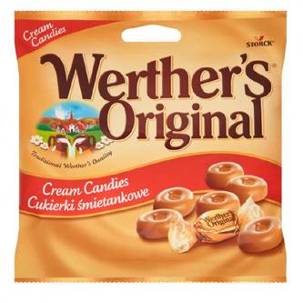 Werthers Caramel creme 90g