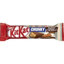 Kit Kat chunky salted caramel