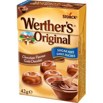 Werthers choklad sf