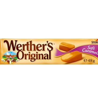 Werthers soft caramel 48g
