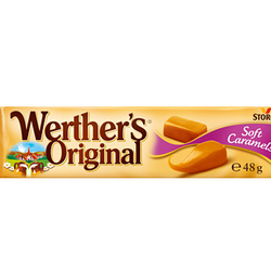 Werthers soft caramel 48g