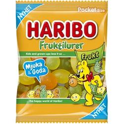 Haribo fruktfilurer frukt 80g