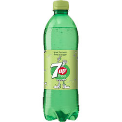 7 UP Free 50cl