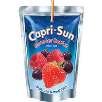 Capri-Sun Summer berries 20cl