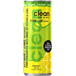 Clean Drink Citron/Lime 33 cl