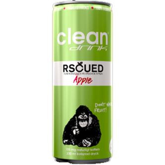 Clean Rscued Apple