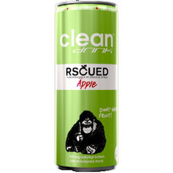 Clean Rscued Apple