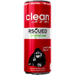 Clean Rscued Jordgubb