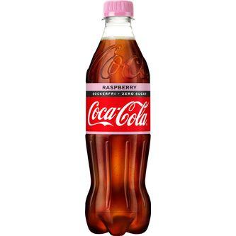 Coca-cola Zero Raspberry 50cl