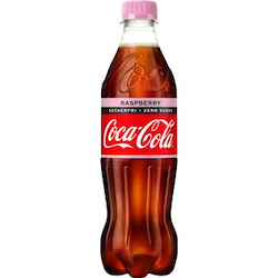 Coca-cola Zero Raspberry 50cl