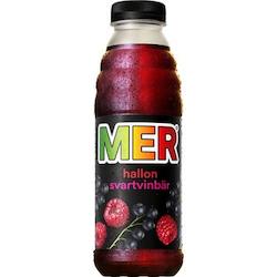 MER Hallon/Svartvinbär 50 cl