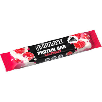 GAINOMAX PROTEIN BAR RASBERRY