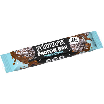 Gainomax proteinbar chokladbol