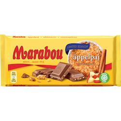 Marabou Äppelpaj 185g