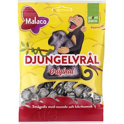 Malaco Djungelvrål 80g