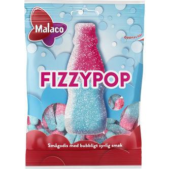Malaco Fizzypop 80g