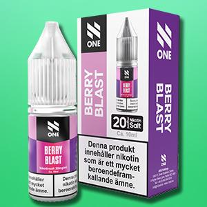 N One Berry blast 20mg