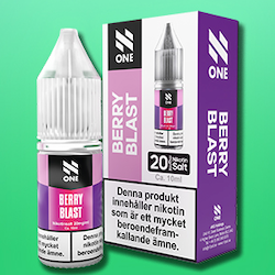 N One Berry blast 20mg