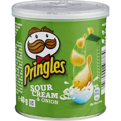 Pringles Sourcream & Onion 40