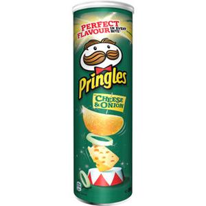 Pringles Cheese & Onion 200 g