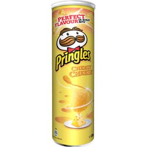 Pringles Cheesy Cheese Chips 2