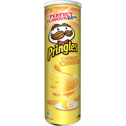 Pringles Cheesy Cheese Chips 2