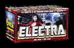 Electra, 41 skott