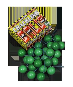 Crackling Balls 25-pack