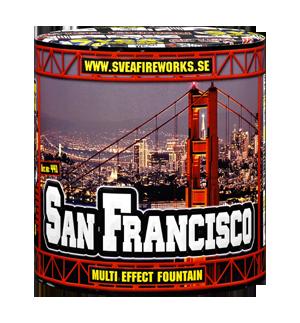 San Fransisco Fountain