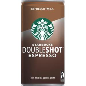 Starbucks Dubbleshot Espresso