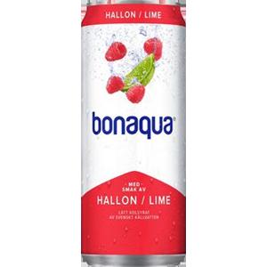 Bonaqua Hallon/Lime 33cl