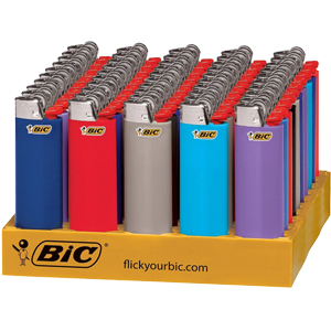 Bic tändare