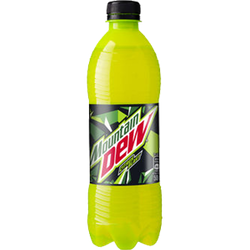 Mountain Dew 50 cl