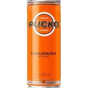 Pucko Chokladmjölk 250ml