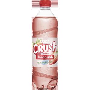Loka Crush Jordgubb 50cl