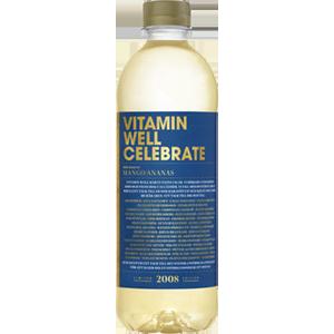 Vitamin Well zero celebra 50cl