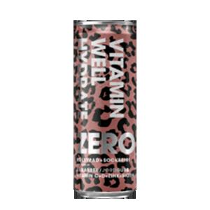 Vitamin Well zero hydrate 50cl